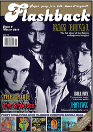 Flashback Magazine Issue #6 - Post to USA & Rest Of World