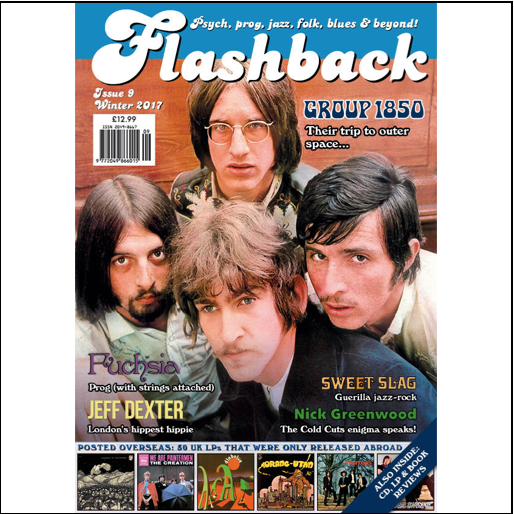 Flashback Magazine Issue #9 - Post to USA & Rest Of World